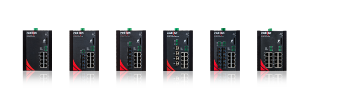 NT24k All-Gigabit PoE+ Managed Switches | Red Lion
