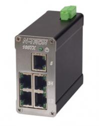 105tx Unmanaged Industrial Ethernet Switch Red Lion